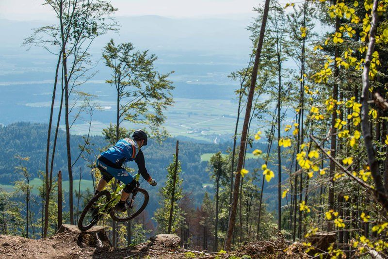 Best of Slovenia Single Trails bike park