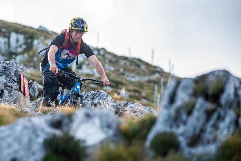 Best of Slovenia Single Trails bike vipava valley