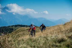 Trans Slovenia 01 Kolovrat mountaing biking