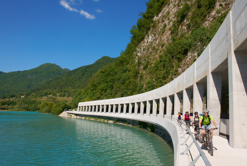 Biking Italy and Slovenia