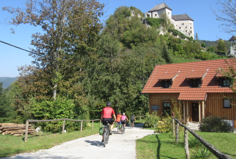 bikepacking in slovenia