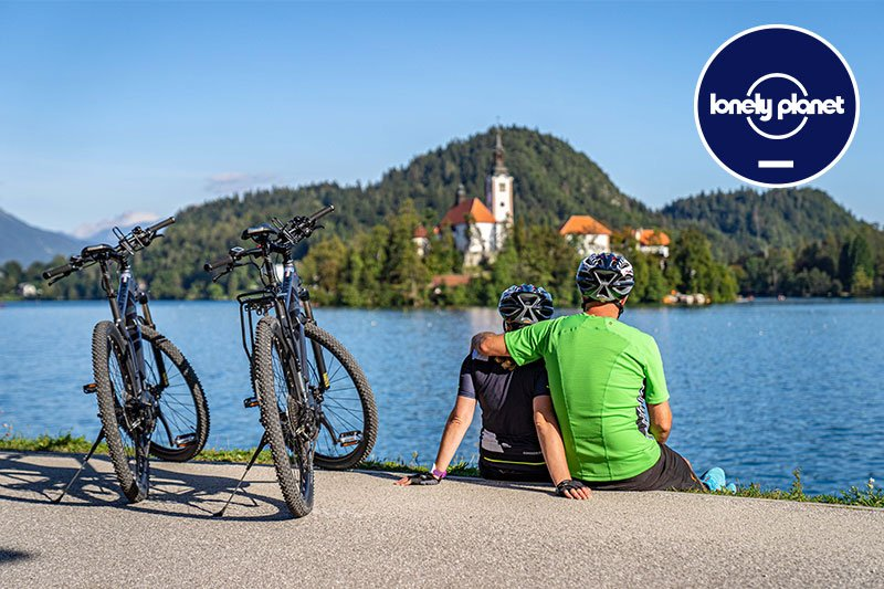 Bike Slovenia Green in Lonely Planet