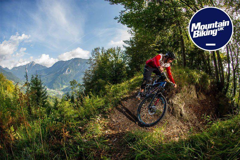 Trans Slovenia mountain biking uk