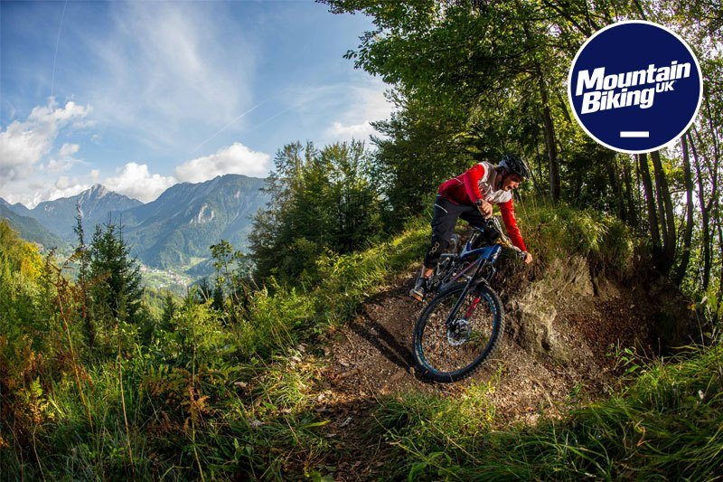 Trans Slovenia mountain biking uk