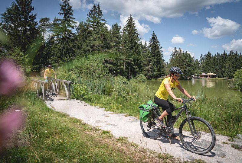 bike slovenia green capitals