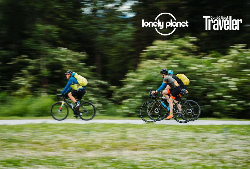 bike slovenia green capitals route