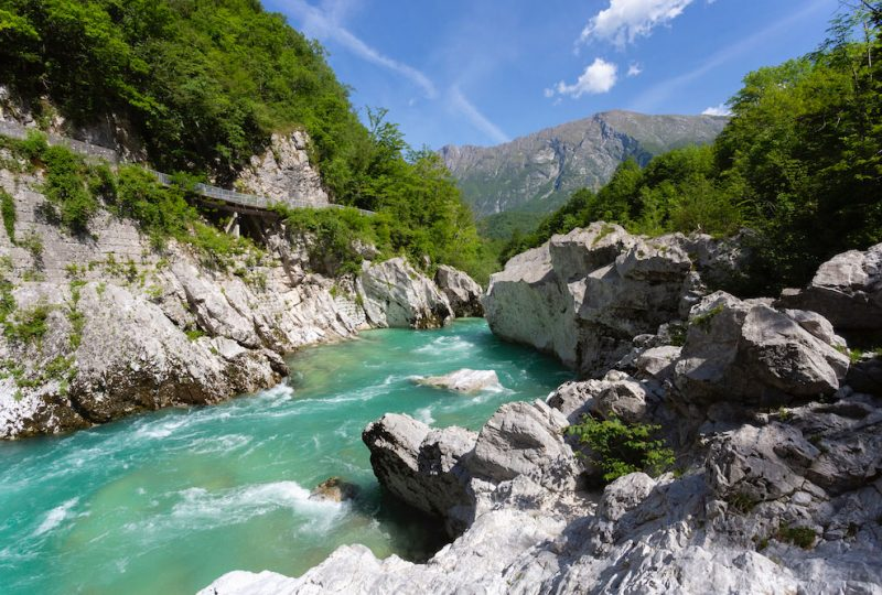 walk of peace soca river