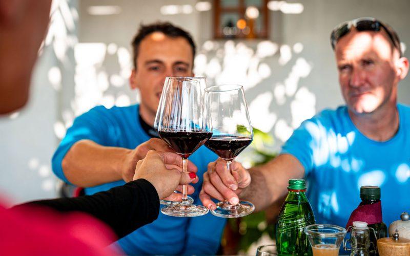 Slovenia food and wine