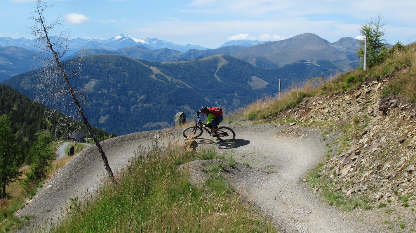 TransAlp - Austria - biking - MTB