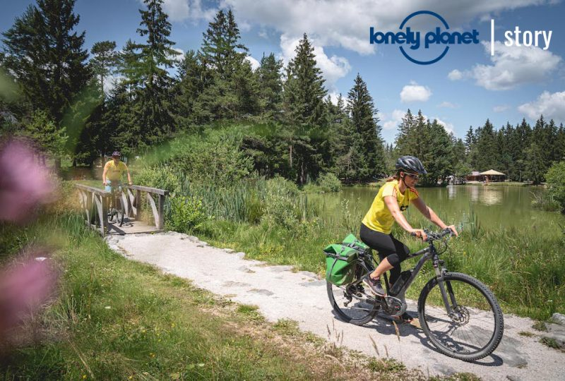 Bike Slovenia Green Capitals Lonely Planet