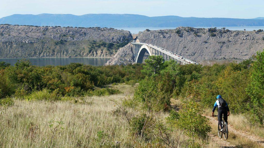 krk-island-bridge-mountainbiking-trails